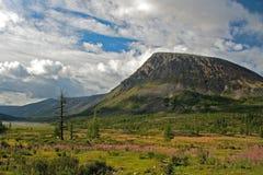 mount krajobrazowa Zdjęcie Stock