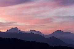 mount krajobrazowa zdjęcie royalty free