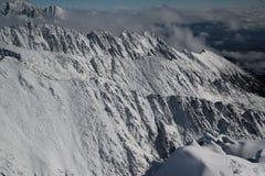 Mount Krivan peak royalty free stock images
