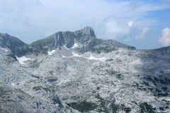 Mount Krn, Julian Alps, Slovenia Stock Images