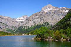 mount lake Zdjęcia Royalty Free