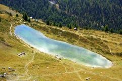 mount lake Zdjęcie Stock
