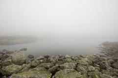 mount lake Obraz Stock