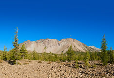 Mount Lassen Royalty Free Stock Image