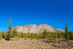 Mount Lassen Royalty Free Stock Image