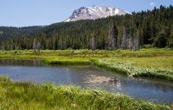 Mount Lassen Stock Image
