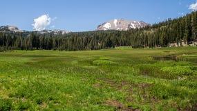 Mount Lassen Stock Photography