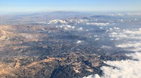 Mount Lebanon Royalty Free Stock Photo