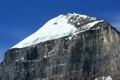 Mount Lefroy Telephoto Stock Photos