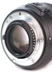 Mount lens Stock Photography