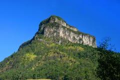 Mount Lindsay. Portrait of Mount Lindsay, Australia Stock Photography