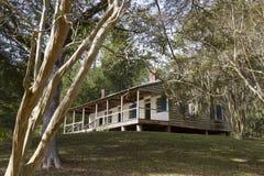 Mount Locust Inn and Plantation Stock Photo