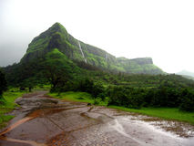 Mount Lohgad-VII Royalty Free Stock Photo