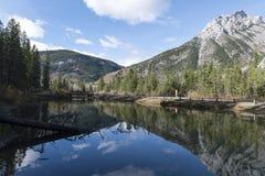 Mount Lorrette Pond Stock Photos