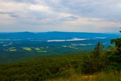 Mount Magazine State Park. In Arkansas Royalty Free Stock Images