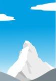 Mount Matterhorn. Alps Stock Photos