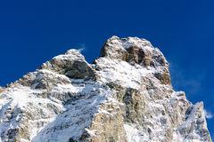 Mount Matterhorn Royalty Free Stock Photo