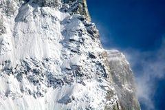 Mount Matterhorn Stock Image