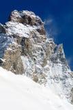 Mount Matterhorn Stock Photo