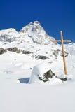 Mount Matterhorn Royalty Free Stock Photo
