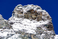 Mount Matterhorn Stock Photography