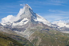 Mount Matterhorn Stock Photo