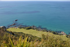 Mount Maunganui View Royalty Free Stock Images