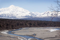 Mount McKinley Stock Images