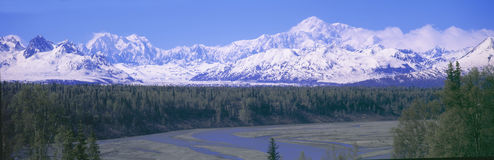 Mount McKinley Royalty Free Stock Image