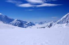 Mount McKinley Royaltyfria Bilder