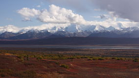 Mount McKinley, Alaska Stock Images
