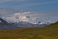 Mount McKinley, Denali Royalty Free Stock Photography