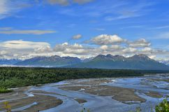 Mount mckinley Royalty Free Stock Photography
