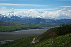 Mount McKinley Stock Photo
