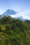 Mount Merapi Stock Photos