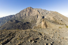 Mount Meru Stock Image
