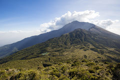 Mount Meru Stock Photo