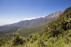 Mount Meru Royalty Free Stock Image