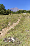 Mount Meru Stock Images