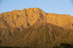 Mount Meru Royalty Free Stock Images