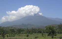 Mount Meru Stock Photos