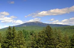 Mount Monadnock Stock Photo