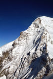 Mount Monch, Switzerland Royalty Free Stock Photography