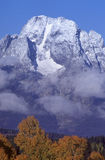 Mount Moran Stock Photography