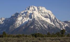 Mount Moran Royalty Free Stock Photos