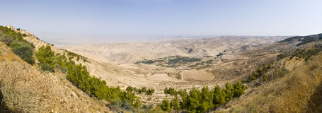 Mount Nebo Royalty Free Stock Photography