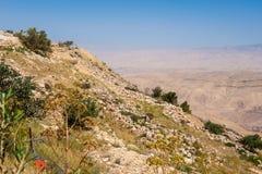 Mount Nebo, Asia Royalty Free Stock Photography