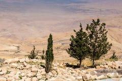 Mount Nebo, Asia Royalty Free Stock Image