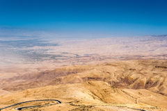 Mount Nebo, Asia Stock Photography