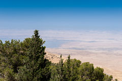 Mount Nebo, Asia Royalty Free Stock Photography